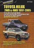Toyota Hilux/4 Runner Petrol/Gasoline & Diesel: RWD/4WD 1997-2005 RZN, VZN, LN, KZN