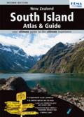 New Zealand. South Island 1 : 350 000. Touring Atlas & Guide