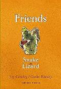 Friends: Snake and Lizard