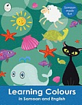 Learning Colours in Samoan and English