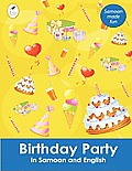 Birthday Party in Samoan and English