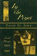 In The Pines Lost Poems 1972 1997