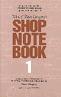 """Uncle"" Dave Gingery's Shop Note Book 1"