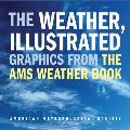 The Weather, Illustrated: Graphics from the Ams Weather Book Cover