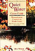 Quiet Water Canoe Guide Massachusetts