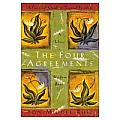 The Four Agreements: A Practical Guide to Personal Freedom, a Toltec Wisdom Book (Toltec Wisdom) Cover