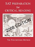 Sat Preparation for Critical Reading (95 Edition)