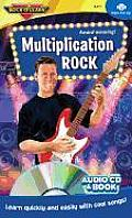 Multiplication Rock (CD & Book) Cover