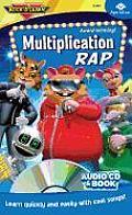 Multiplication Rap (CD & Book)