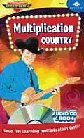 Multiplication Country (CD & Book)