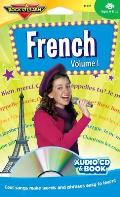 French Vol. I (CD & Book)  Cover