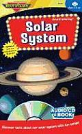 Solar System CD & Book 3 With Book & Cassette
