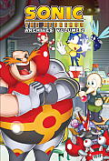 Sonic the Hedgehog Archives Volume 2 Cover