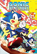 Sonic The Hedgehog Archives 03