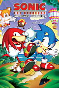 Sonic The Hedgehog Archives 04