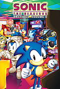 Sonic The Hedgehog Archives 05