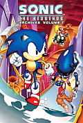 Sonic The Hedgehog Archives 07