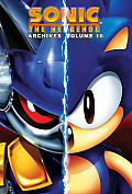 Sonic the Hedgehog Archives #10: Sonic the Hedgehog Archives, Volume 10 Cover