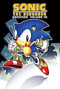 Sonic the Hedgehog Archives, Volume 12 Cover