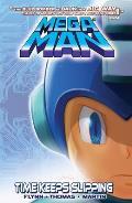 Mega Man 2 Time Keeps Slipping