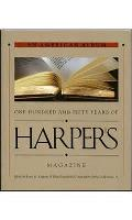 American Album One Hundred & Fifty Years of Harpers Magazine