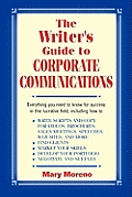 Writers Guide to Corporate Communications