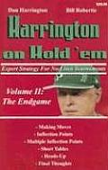 Harrington on Hold em Expert Strategy for No Limit Tournaments Volume II The Endgame