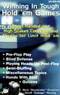 Winning in Tough Hold em Games Short Handed & High Stakes Concepts & Theory for Limit Hold em