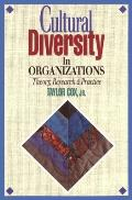 Cultural Diversity in Organizations: Theory, Research and Practice Cover