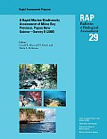 A Rapid Marine Biodiversity Assessment of Milne Bay Province, Papua New Guinea--Survey II (2000)