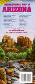 Arizona Recreational Map
