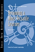 Becoming a More Versatile Learner (98 Edition)