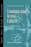 Communicating Across Cultures (07 Edition)