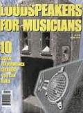 Speaker Builder's Loudspeakers for Musicians