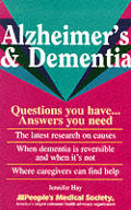 Alzheimers & Dementia Questions You Have