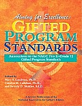 Gifted Program Standards