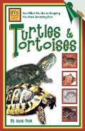 Turtles and Tortoises with Sticker (Beginning Vivarium Systems)