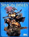 Art of Simon Bisley
