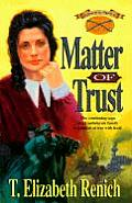 Matter Of Trust Shadowcreek Chronicles