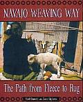Navajo weaving way :the path from fleece to rug Cover