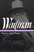 Whitman: Poetry and Prose (Library of America) Cover