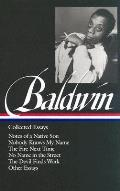 Baldwin Collected Essays One of Two Volume Collection