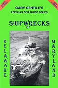 Shipwrecks Of Delaware Maryland