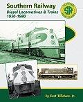 Southern Railway Diesel Locomotives & Trains 1950-1980