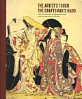 The Artist's Touch, the Craftsman's Hand: Three Centuries of Japanese Prints in the Portland Art Museum Cover