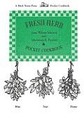 Herb Pocket Cookbook: Pocket Cookbooks
