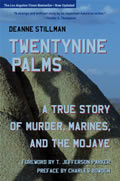 Twentynine Palms: A True Story of Murder, Marines, and the Mojave Cover