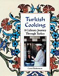 Turkish Cooking: A Culinary Journey Through Turkey Cover