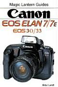 Canon EOS Elan 7/7E, EOS 30/33 (Magic Lantern Guides)