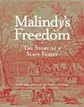 Malindy's Freedom: The Story of a Slave Family